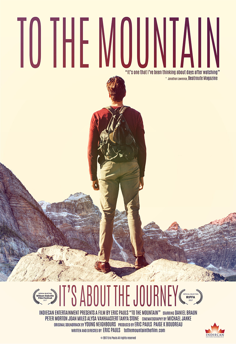 To the Mountain - Poster