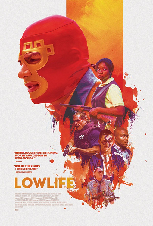 Lowlife - Poster