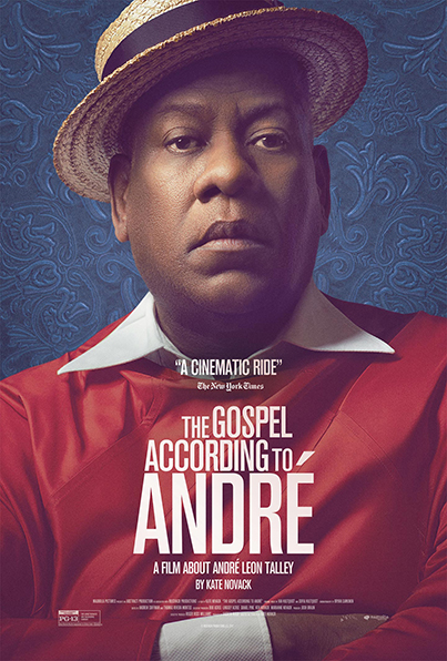 The Gospel According to André - Poster