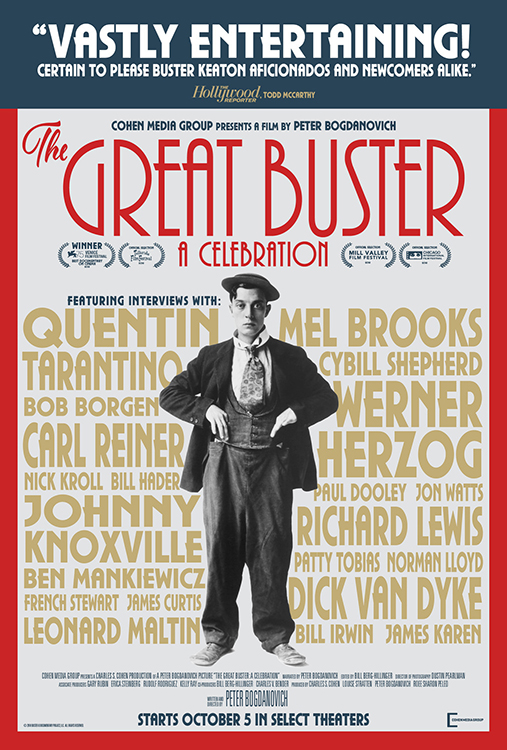 The Great Buster - Poster