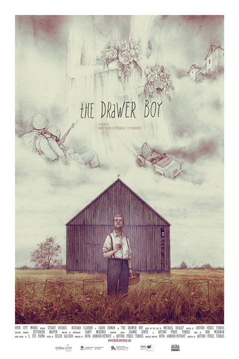 The Drawer Boy - Poster