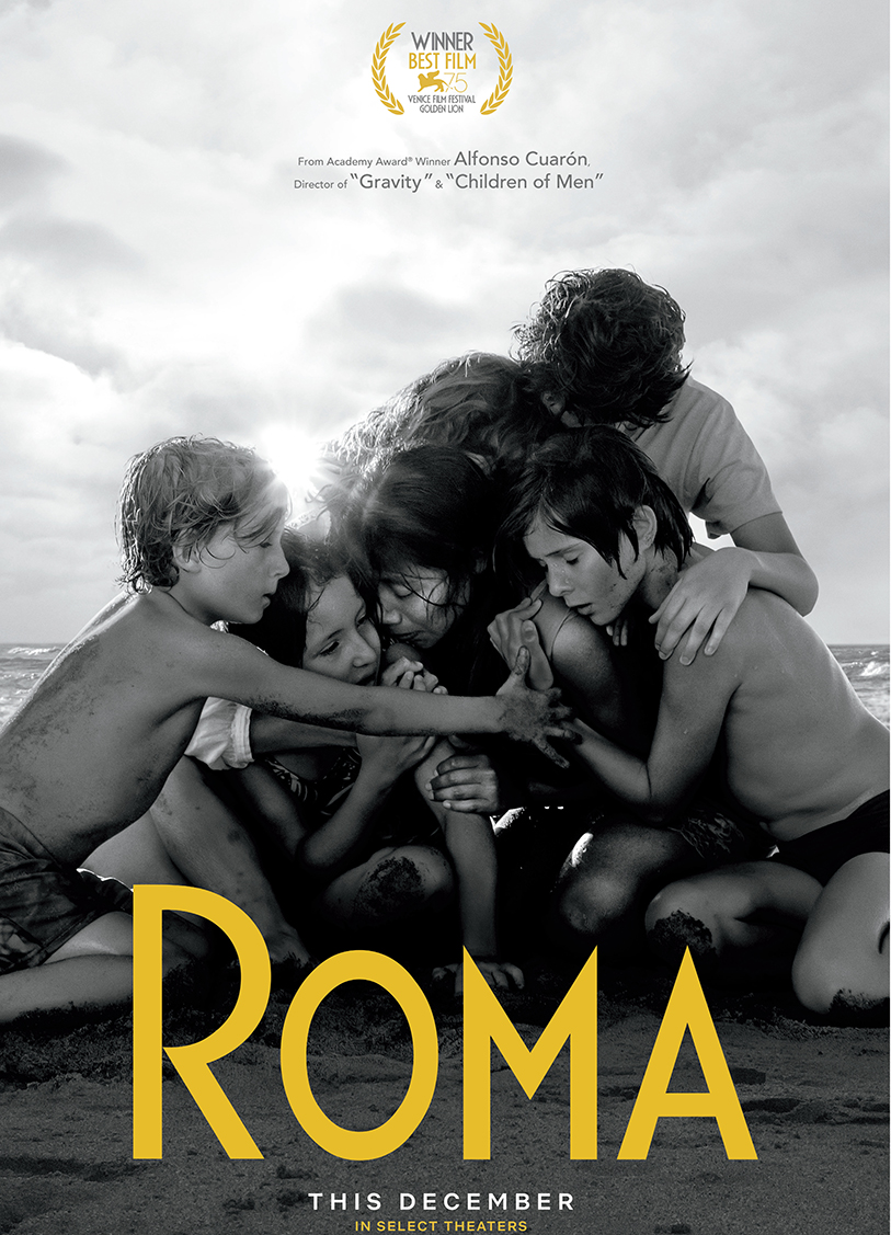 Roma - Poster