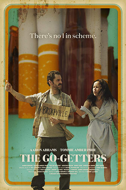 The Go-Getters - Poster