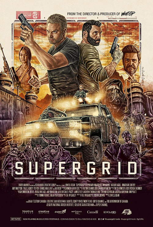 SuperGrid - Poster