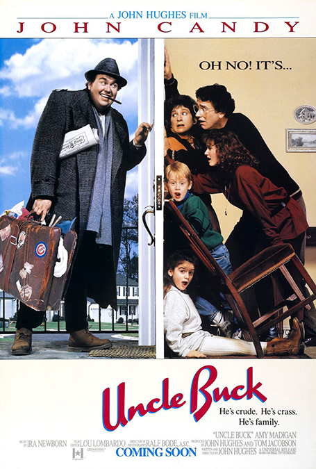 Uncle Buck - Poster
