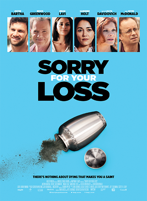 Sorry for Your Loss - Poster