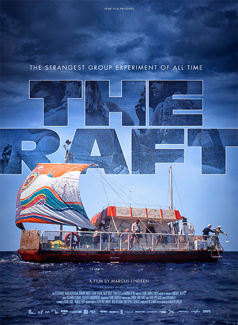 The Raft - Poster