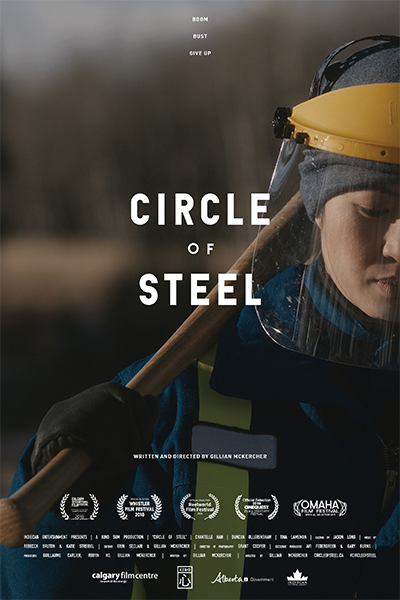 Circle of Steel - Poster