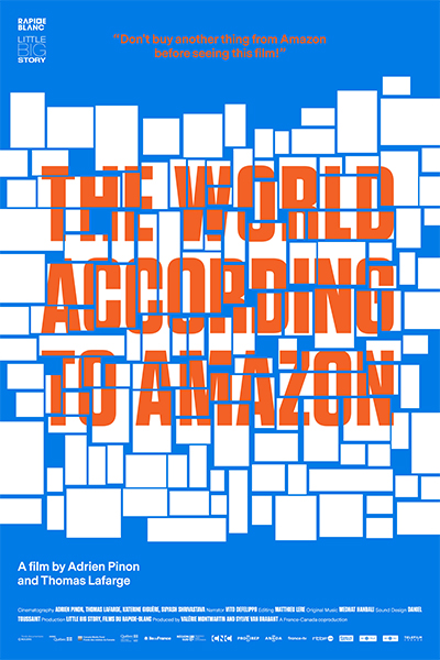 The World According to Amazon - Poster