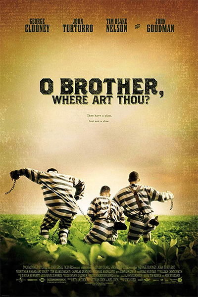 O Brother, Where Art Thou? - Poster