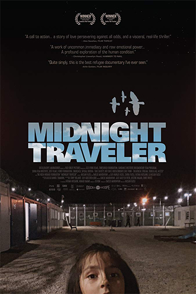 Midnight Traveler - Poster
